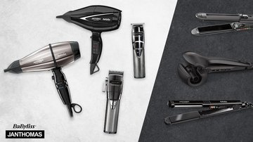 BaByliss Paris - Jan Thomas Styling tools